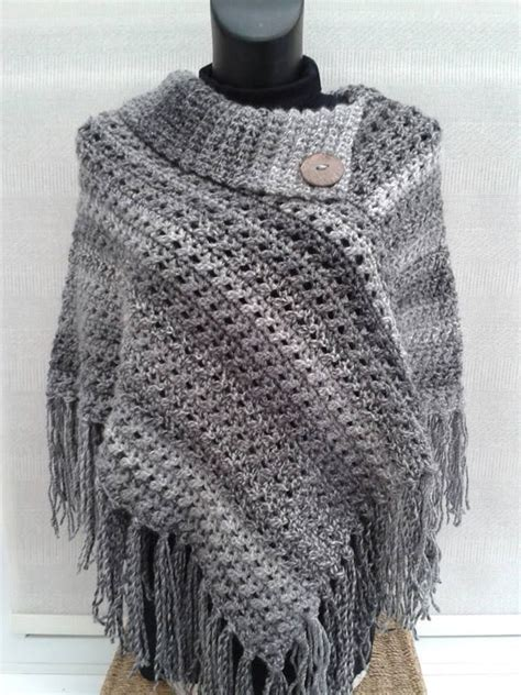 free patterns poncho 406 best ponchos sweater images on pinterest knit