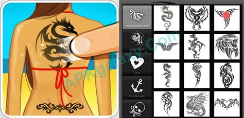 tattoo my photo pro apk apkgalaxy full android apk store