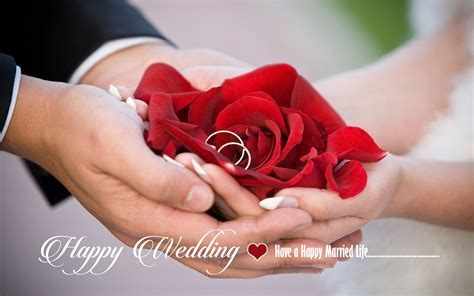 Happy Wedding Wishes HD Wallpaper Happy Wedding, Wishes