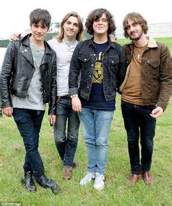 the vire bund the view frontman kyle falconer postpones wedding and