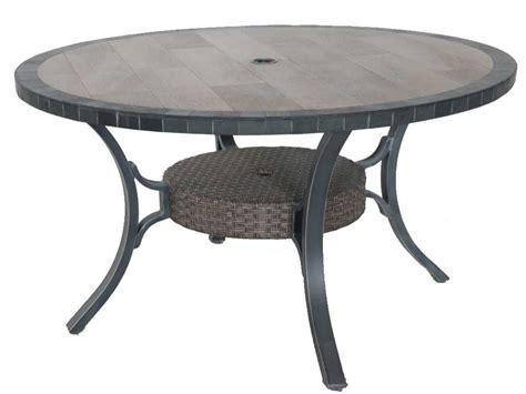 slate top patio table slate top patio table harbor slate tile top outdoor