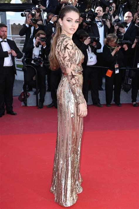 Cannes Festival 3 by Thylane Blondeau At Okja Premiere During The 70th Cannes