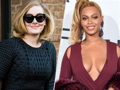 adele new duet adele denies rumor that she turned beyonce down on duet