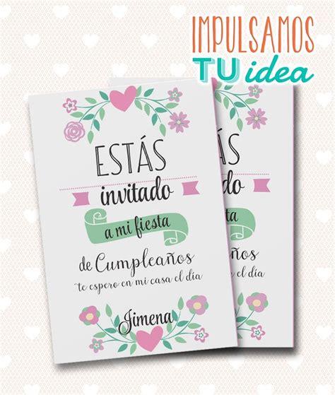tarjeta de 15 floral chic tarjetas de 15 cumple nena invitaci 243 n con flores para imprimir