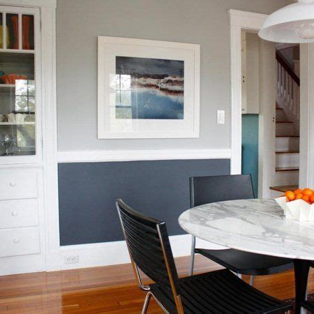 Two Tone Dining Room Wall Colors - 50 best paint colors images on home ideas