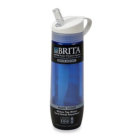 brita bed bath and beyond brita 174 hard bottle water bottle filteration system bed
