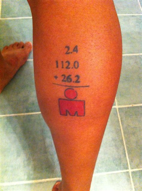 ironman triathlon tattoo 23 best ironman images on ironman