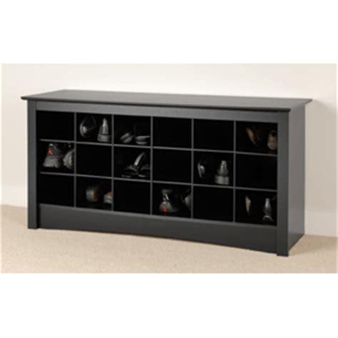 prepac shoe storage cubbie bench prepac entryway shoe storage cubbie bench black bss 4824