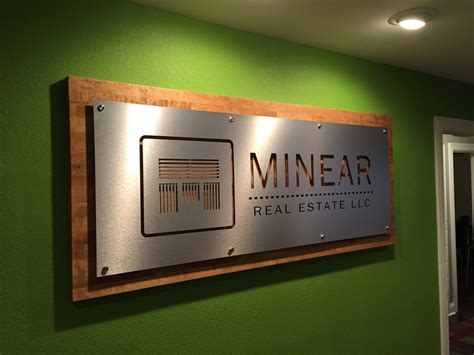 Office Signage by Commercial Signs 46 Graphics