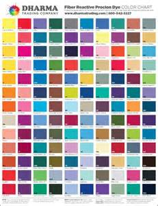 fabric dye colors 11 best images about procion mx mixing on