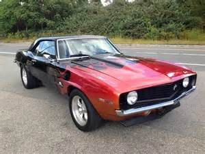 1969 chevrolet camaro z28 for sale on classiccars 46