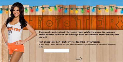 Hooters E Gift Card - www talktohooters com hooters guest survey sweepstakes