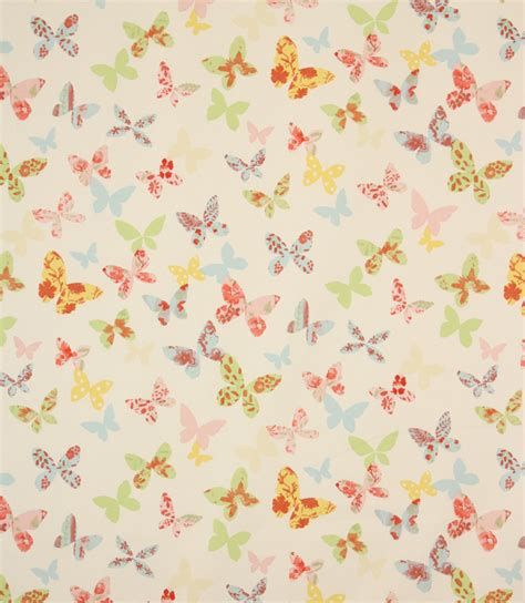 Butterfly Upholstery Fabric butterfly fabric chintz just fabrics