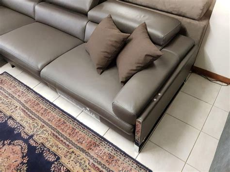 prezzi divani relax divano relax romeo calia prezzi outlet