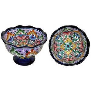 Copper Kitchen Lighting by Talavera Fruit Bowls Collection Talavera Fruit Bowl Tfb085
