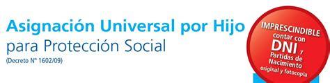 prestamos salario universal prestamo para la asignacion universal por hijo marcus reid
