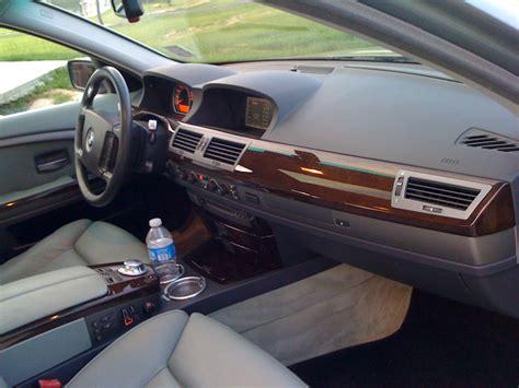 Bmw 745li Interior by 2004 Bmw 7 Series Interior Pictures Cargurus
