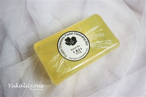 Sabun Epo Dan Tto yukalicious review poppy dharsono cleansing bar