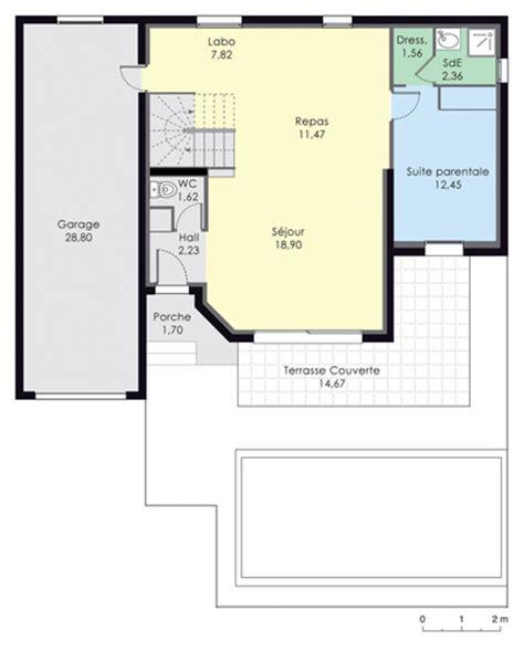Faire Construire Sa Maison 7 by Maison Familiale 7 D 233 Du Plan De Maison Familiale 7