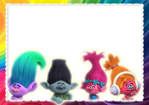 imagenes png troll artes da festa moldura e wallpaper dos trolls