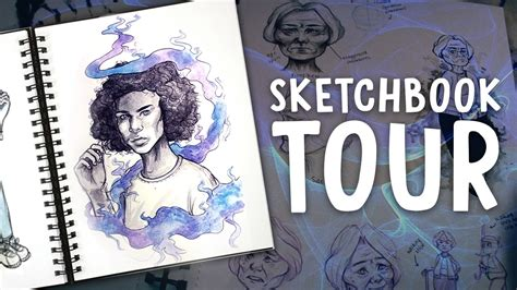 sketchbook tour sketchbook tour march 2017 drawing