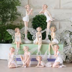 angel decorations for home beautiful girl creative gifts resin angel ornaments