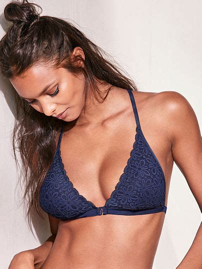 Bra Wanita Velvet Front Bralette S Secret front bralette the bralette collection