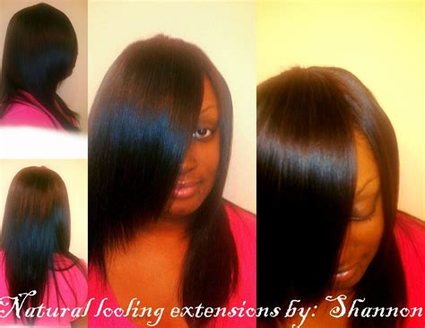 braidless sew ins in little rock arkansas shannon tillman the extensionista home