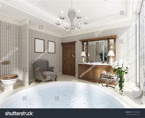 classic bathroom luxury bathroom furniture lounge stock