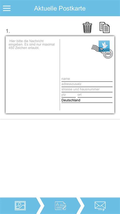 Postkarten Drucken Kosten by Mit Printmypostcard Eigene Postkarten Drucken Und