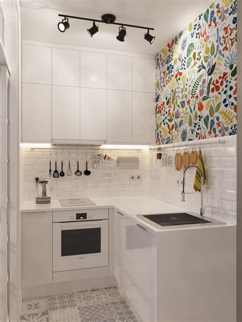 small square kitchen design stunning square small kitchens for your new tiny apartment