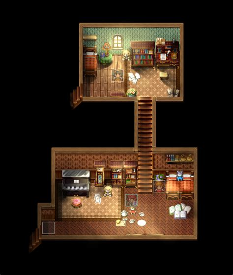 game maker layout game map beautify light effects rpg maker rpg maker