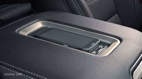 gmc wireless charging aircharge