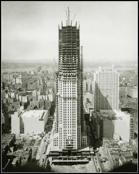 when was the chrysler building built 20 photos of iconic buildings and bridges as they were