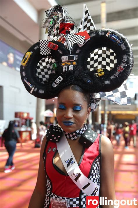 2015 bonner brothers hair show the bold and the beautiful bronner bros international