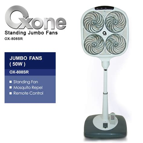 Kipas Angin Philips kipas angin ox 808 sr jumbo standing fan oxone