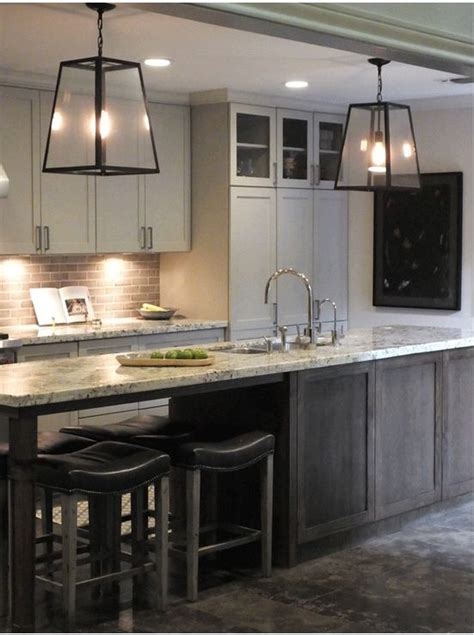 long kitchen island designs best 25 narrow kitchen island ideas on pinterest