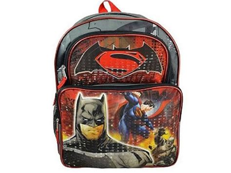 Batman V Superman 16 batman v superman 16 quot cargo backpack