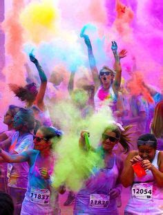 color me rad newport news fundraising ideas throw a color powder paint fight war