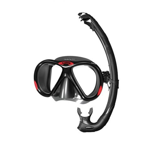 Mask Seac One Pirana seac iena mask k2 snorkel package set