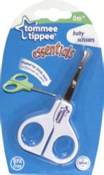 Tommee Tippee Baby Scissors Gunting Bayi Tomme Tippee Tomtip tommee tippee baby scissors expresschemist co uk buy