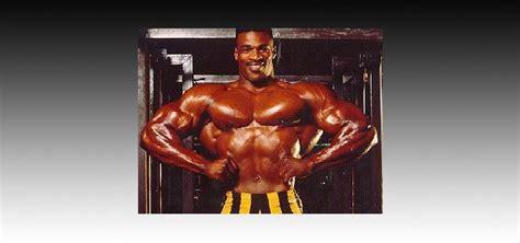 Pro Atium Ronnie Columen 1 Lbs ronnie coleman pro bodybuilding profile