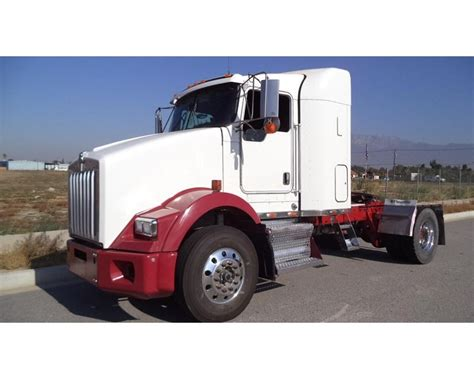 Kenworth Sleeper Mattress by 2006 Kenworth T800 Conventional Trucks For Sale 75 Used