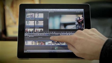 final cut pro for ipad final cut pro x on the ipad youtube