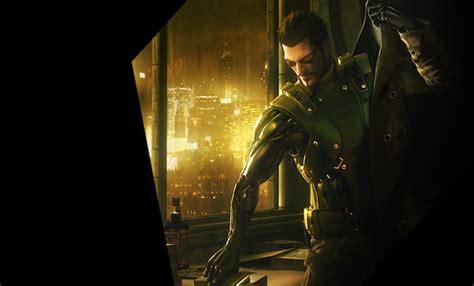 Deus Ex Movie by Deus Ex Human Revolution To Get Film Adaptation Ifc