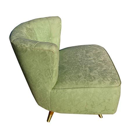 Swivel Slipper Chair Design Ideas Swivel Slipper Chair Design Ideas Pair Of 1950 S Mid Century Swivel Lounge Slipper Chairs