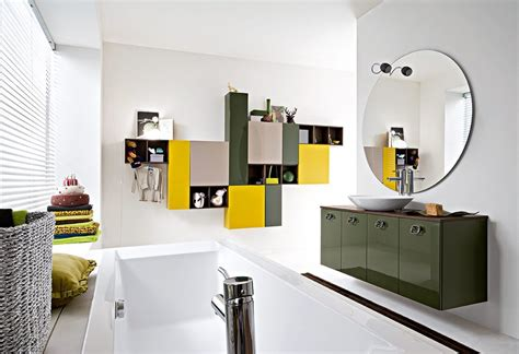 Colorful Bathroom Ideas by 50 Modern Bathrooms