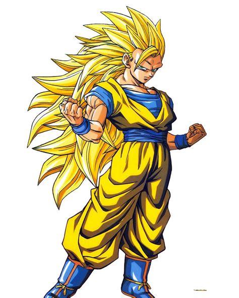 Goku Ss3 z goku saiyan 3 z picture
