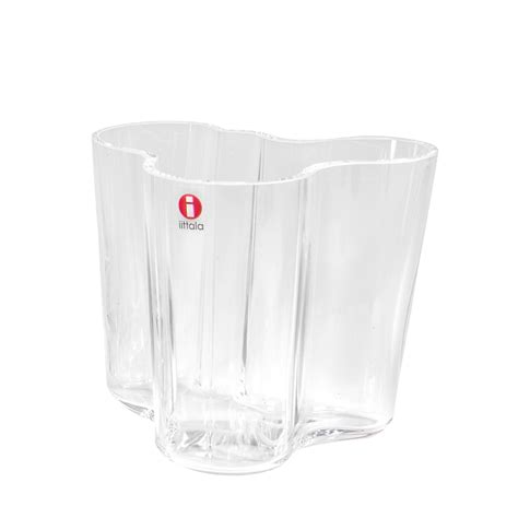 Gift Vases by Iittala Aalto Clear Vase Gift Set Gifts 500