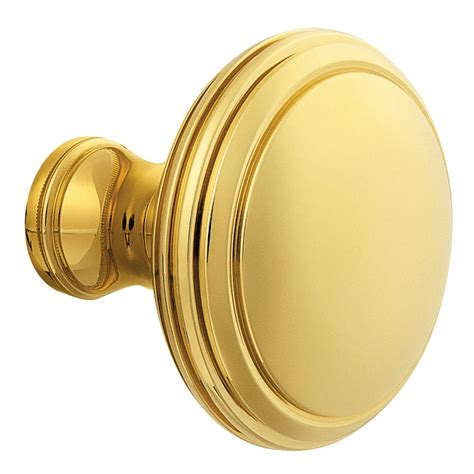 Baldwin Brass Knobs by Baldwin 5069 Mr Pair Of Solid Brass Estate Knobs Less